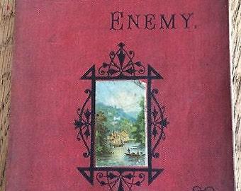 Antique Victorian F Scarlett Potter's - Sylvia's Enemy - 1890
