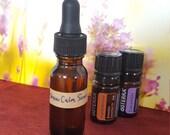 Show Calm Serum - Calming Essential Oils for your Horses - All Natural - 1/2 oz dropper