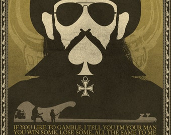 The Ace of Spades - Poster