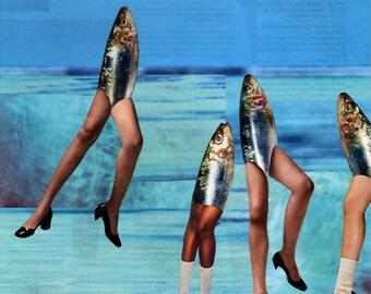 Inverse Mermaids