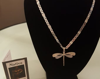 Filigree Handmade Necklace from Mompox Colombia !!! 30% DISCOUNT ALL ITEMS!!