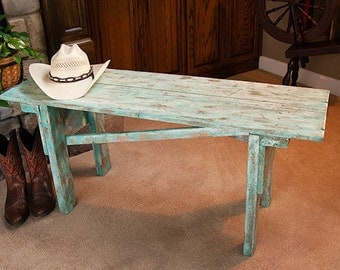 American Primitive Table/Bench