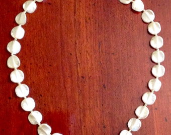 Pearly Vintage Biwa Pearl Necklace