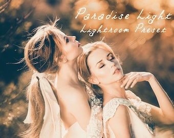 Paradise Light Bright Soft Lightroom Preset Professional Photo Editing for Portraits, Newborns, Weddings By LouMarksPhoto