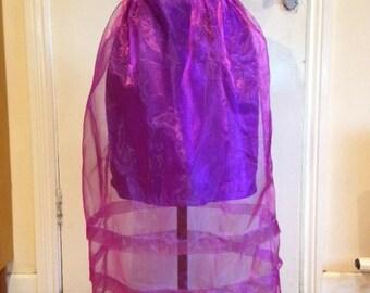Purple Princess Skirt