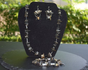Black Lip Mother of Pearl Set