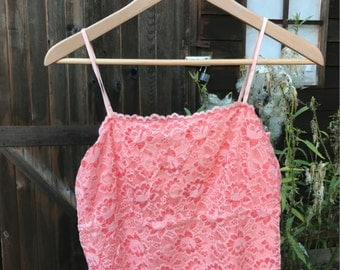 90's Lace Cami