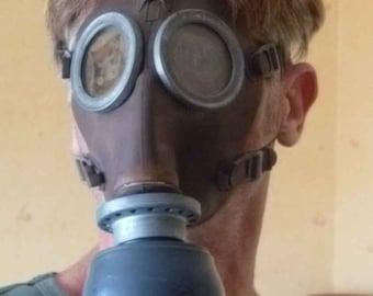 WW1 Gas mask - 1913