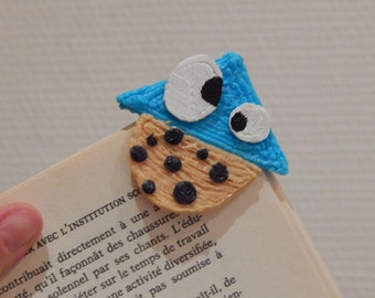Cookie Monster Bookmark