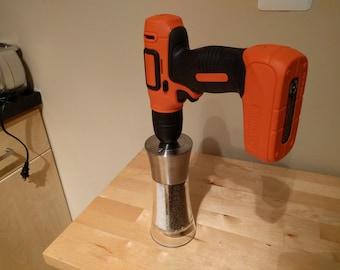 Salt and Pepper Drill