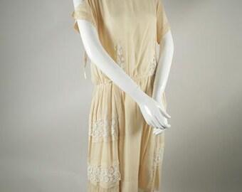 Rare 1920s Flapper Dress