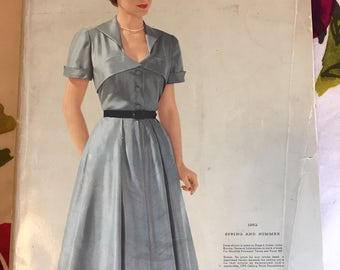 Collage artist's DREAM. 1952 Montgomery Ward Spring Summer catalog 968 pages