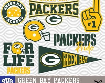 Green bay packers logo | Etsy