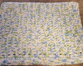 Crochet Baby Crib Blanket