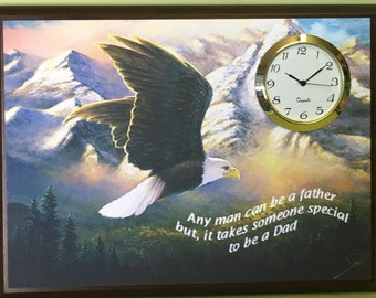 Dad Eagle JS 112 DC - Desk Clock