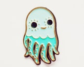 Octopus Pin Squid Pin Octopus Enamel Pin Squid Lapel Pin Hat Pins for Hats Kawaii Octopus Brooch