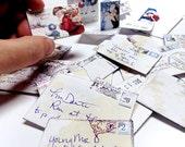 Fairy Christmas Cards ~ An Alternative Advent Calendar Template PDF Download
