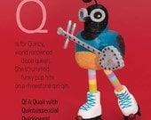 quirky quail