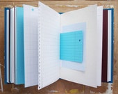 If Found Do Not Open - Travel Journal - 6 x 9 inch A5 - Mixed Paper Journal