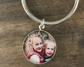 valentines day gift for him, Fathers Day, Father's Day, Fathers Day Gift, Personalized Fathers day Gift, Fathers Day Photo Keychain