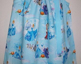 2t Cinderella Dress Blue Fairy Godmother Princess Party toddler girl