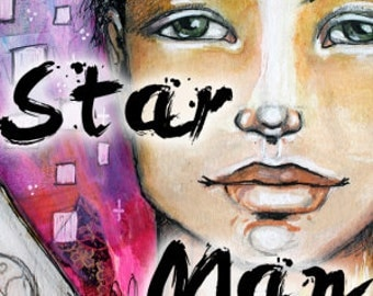 Star Man -  Self Study Mini Class - Online Download (without DVD)