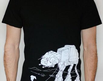My Star Wars AT-AT Pet -  Mens t shirt  Star Wars tshirt  Daddy and son shirt, mens shirts, graphic tshirt, fathers day, dad son t shirt
