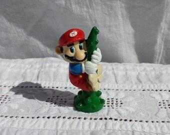 Super Mario Brothers Mario PVC Figure 1989