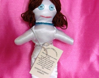 Wedding Stress Bride Doll Dang it or Dammit