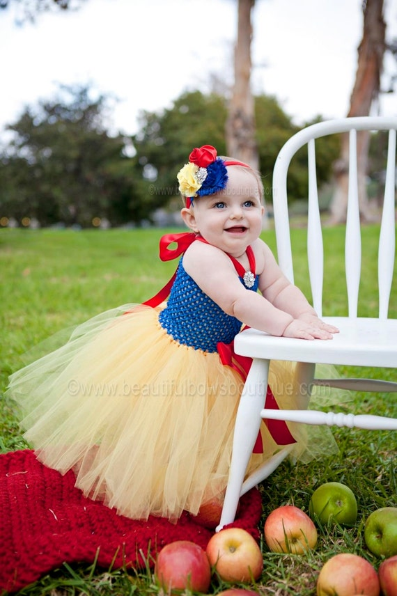 Baby Snow White Dress