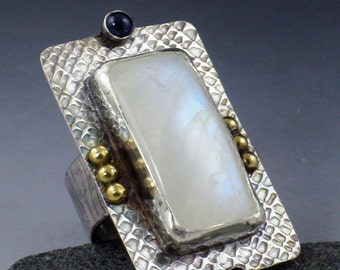 red moonstone ring - photo #31