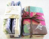Sampler Stacks - slices of sudstress soap