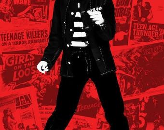 Jailhouse Rot 11x17 Poster Print