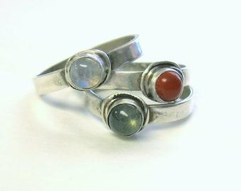 Gemstone Ring, gemstone rings, gemstone jewelry, stone energy, wedding, symbolic jewelry