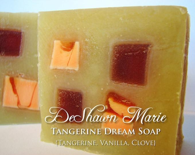 Tangerine Dream Handmade Soap