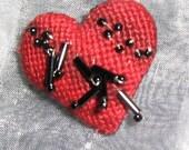 Heart of my Hearts Valentine Pin