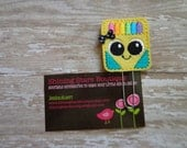 Fun Planner Clips - Happy Yellow Crayon Box With Bright Crayons Paper Clip Or Bookmark - Book Accessory For Back To School