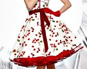 Miss Ruby's Level 2 Date Petticoat ~ Medium fullness soft tulle with a delicate thin ribbon edge ~ 1 - 3 colors