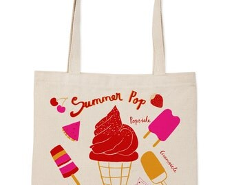 Summer Pop Everyday Tote