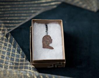 Sansa Stark Necklace, Game of Thrones Jewelry, House Stark Necklace, Geek Jewelry, Game of Thrones Necklace, Sansa Necklace