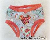 Vintage Mouse Childrens Underwear - You Choose Size