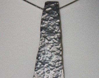 Silver 'Shard' Necklace