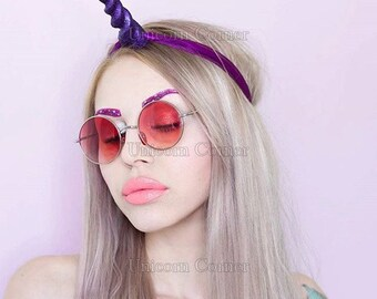 Unicorn Horn Headband: unicorn horn for adults, unicorn gift, unicorn Halloween costume, My Little Pony
