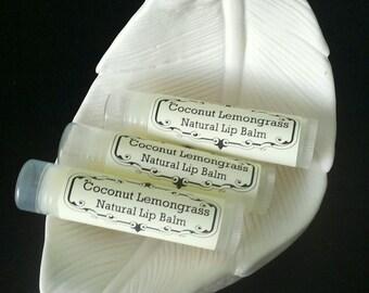Bulk 12 Lip balms w/Shea & Cocoa Butter