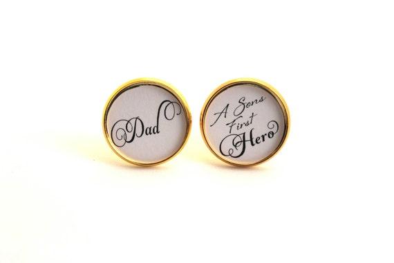 Gift for DAD, Cufflinks, Gift under 20