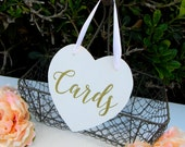 Cards Sign Wooden Heart Sign Gold Wedding Sign Honeymoon Fund Sparklers Bubbles Reserved Please Take One Custom Sign Modern Glam Wedding
