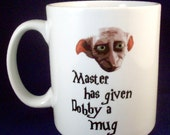 Harry Potter Dobby mug