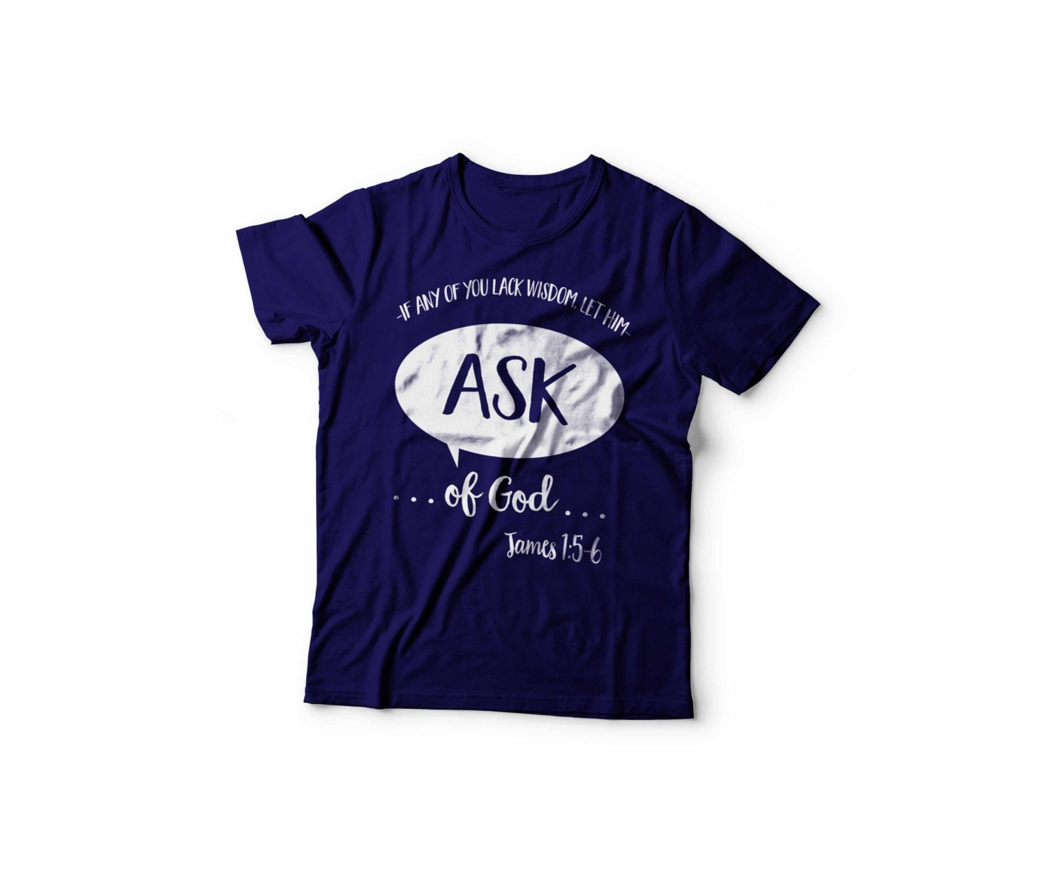 Design your own t shirt digital printing - 2017 Mutual Theme Digital T Shirt Design Ask Of God Ask In Faith Girls Camp Lds Young Womens Print Your Own T Shirts