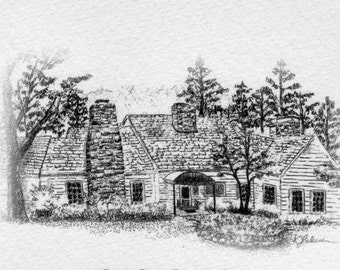 Sketch of Your Home