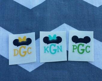 Magic Band Decal, Disney, Mickey, Minnie, Princess, Disney World, Disney Land